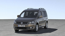 Next generation 2011 Volkswagen Caddy first photos 22.07.2010