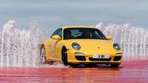Porsche911 - The Porsche Driving Experience Centre, Silverstone