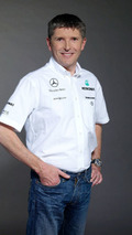 Nick Fry remains CEO at Mercedes GP