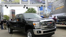 2011 Ford F-Series Super Duty Powers in
