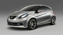 Honda New Small Concept Debuts in New Delhi