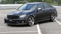 MEC Design tuning for Mercedes C63 AMG Performance Package Plus