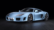 2010 Noble M600 Breaks Cover
