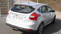 Ford Focus RS spied near the Nürburgring