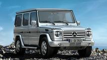 Mercedes-Benz G 350 BlueTEC Announced