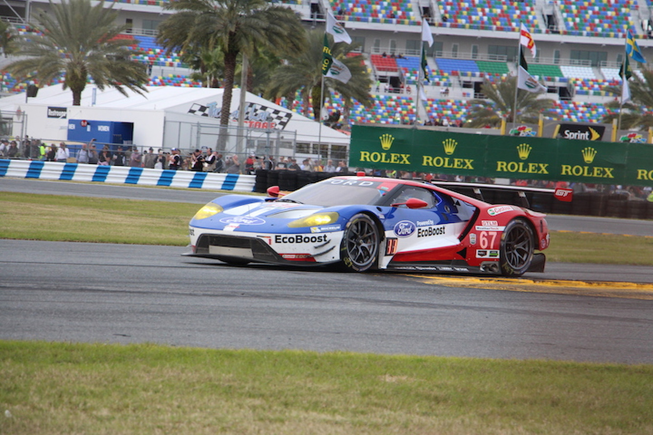 Ford GT Struggles In First Endurance Race—But Don't Panic Yet
