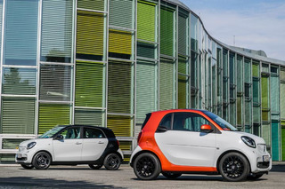 All-New Smart Fortwo and Forfour: Big Game, Small Segment [w/Video]