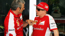 Ferrari: Marchionne call triggered Raikkonen deal