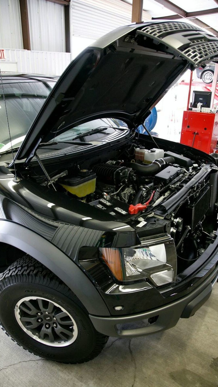 Hennessey VelociRaptor 500 based on 2010 Ford F150 SVT Raptor - 1280 - 11.02.2010