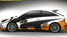 Ford Focus RS WRC special edition design proposal runner up