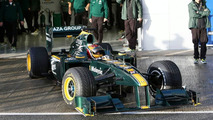 No Barcelona test for Lotus' Fauzy - report