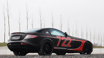 Mercedes SLR 722 Black Arrow by edo Competition