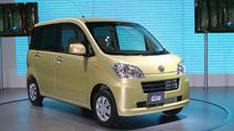 Daihatsu Tanto Exe & Tanto Exe Custom Erupt in Tokyo