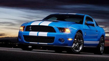 First production 2010 Ford Shelby GT500
