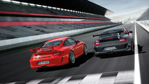 2010 Porsche 911 GT3 RS facelift wallpapers - 1600 pixels
