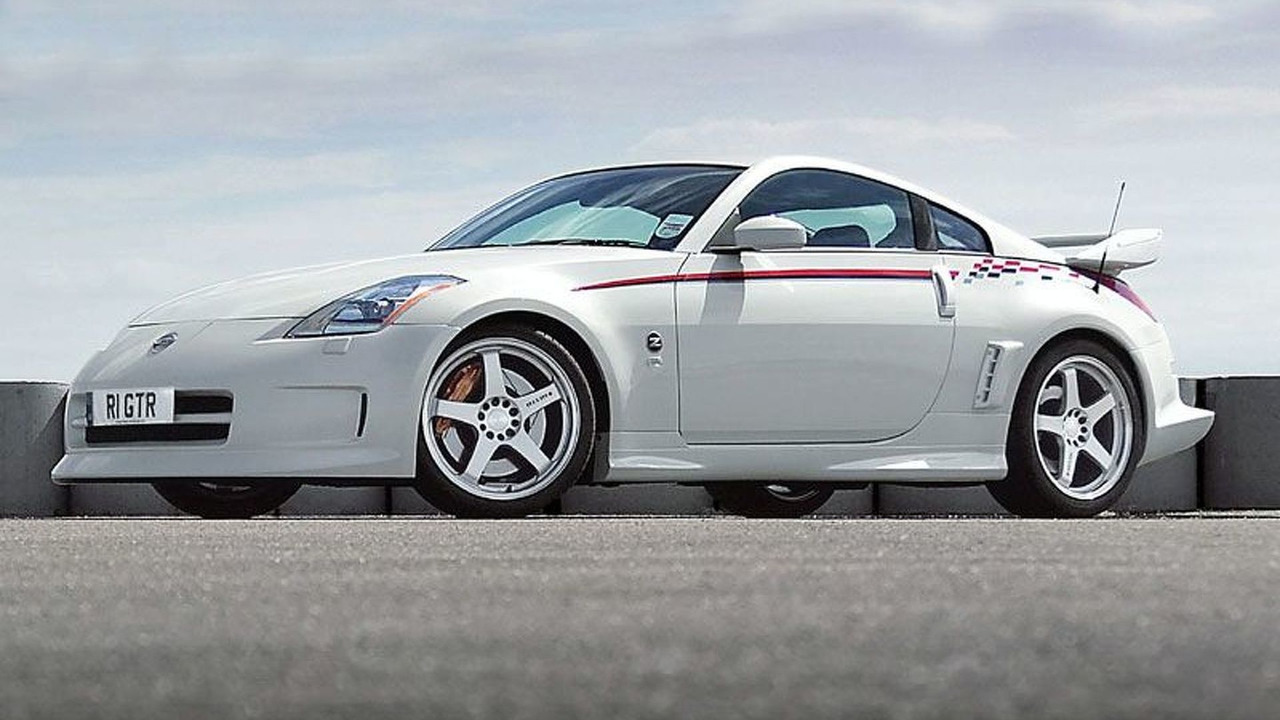 Nissan 350Z S-tune GT