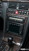 Rare 2001 Mercedes-Benz E55 AMG 4MATIC customized by Vilner