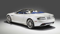 Aston Martin DB9 Volante Morning Frost by Q