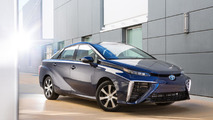 Toyota Mirai fuel cell vehicle officially revealed with 300-mile range [video]