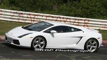 Lamborghini Gallardo V8 Prototype