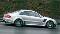 SPY PHOTOS: Mercedes CLK 63 AMG Black Series