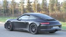 2013 Porsche 911 GT3 first spy pictures