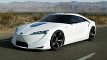 2015 Toyota Supra to be a hybrid with 400 hp - report