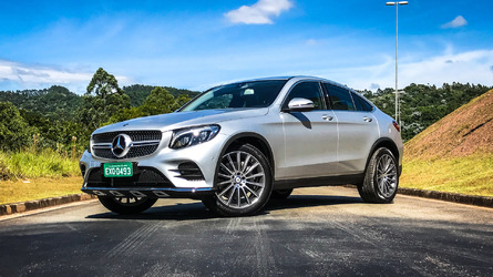 Vídeo avaliação - Novo Mercedes-Benz GLC 250 Coupé é opção invocada ao SUV