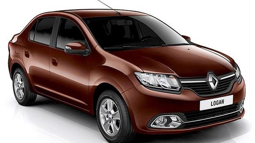 Renault Logan goes official