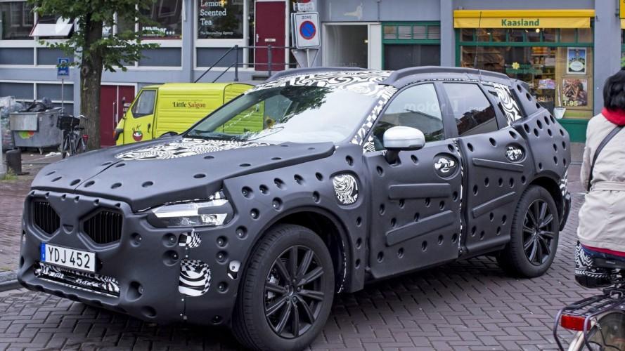 Volvo XC60 2018 - Spyshots des derniers tests sur route