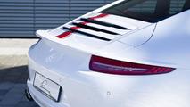 Lumma Design CLR 9 S based on Porsche 911 Carrera S, 28.02.2012