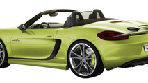 speedART SP81-R introduced - based on the Porsche Boxster