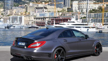 German Special Customs tunes the Mercedes CLS 63 AMG