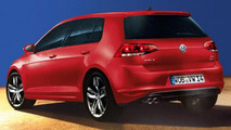First images of Volkswagen Golf VII leaked ?