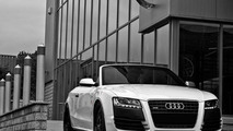 Audi A5 S-Line Cabrio by Project Kahn 15.06.2011