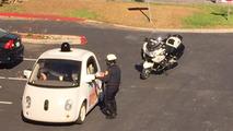 Californian police stops Google autonomous car for... driving too slowly