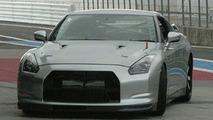 Upcoming Bare-boned Nissan GT-R V-Spec Spied