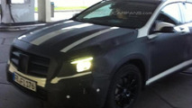 Mercedes-Benz GLA spy photo 23.11.2012