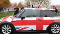 MINI Cooper sets new Guinness World Record 15.11.2012