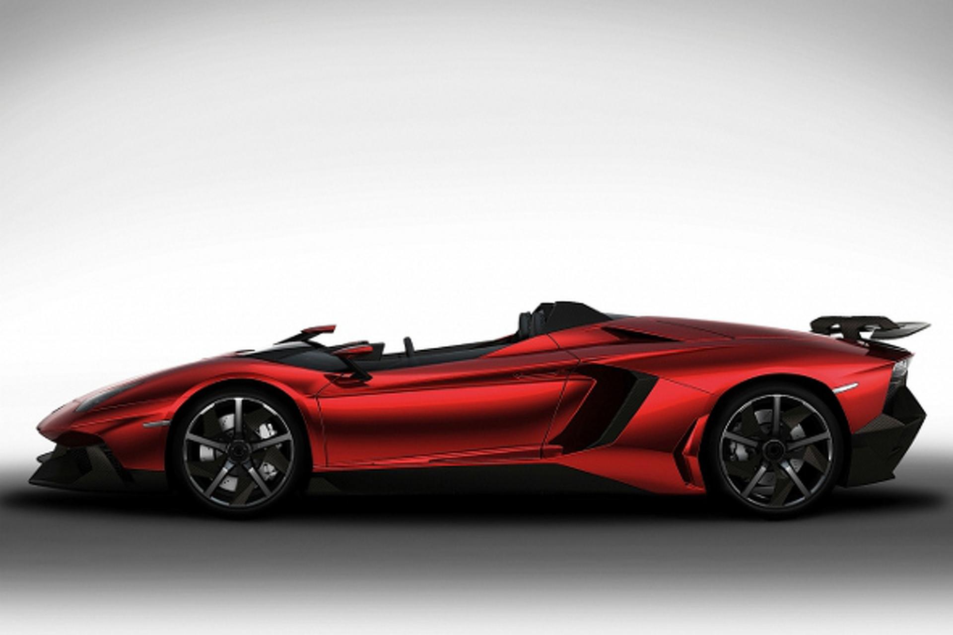 Lamborghini Aventador Roadster to Debut at Geneva?