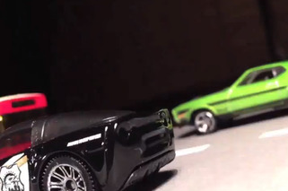 Watch the Most Epic Stop Motion Car Chase in History