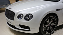 Bentley Flying Spur V8 S debuts in Geneva with extra punch