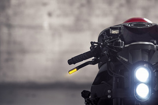 Huge MOTO's CBR Black Will Have You Drooling Uncontrollably
