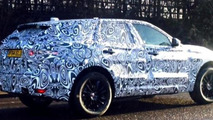 Jaguar F-Pace spied testing in UK