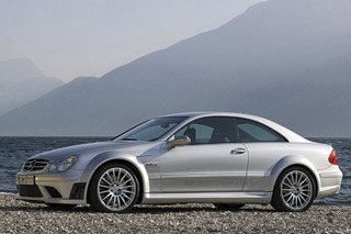 Jeremy Clarkson Just Sold His Mercedes CLK 63 AMG Black