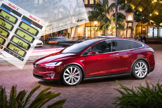 Is the Tesla Model X P90D More Powerful than Model S P90D?