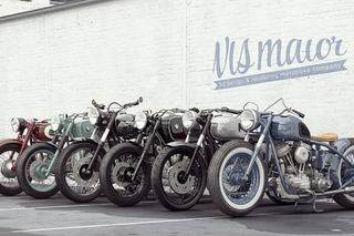 Vis Maior Designs the Motorcycles of your Dreams