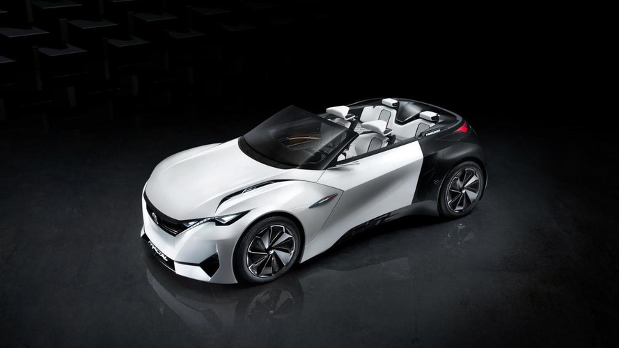 Peugeot Fractal concept leaked ahead of imminent debut