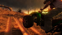 Screenshots of Fuel racing video game by Codemasters