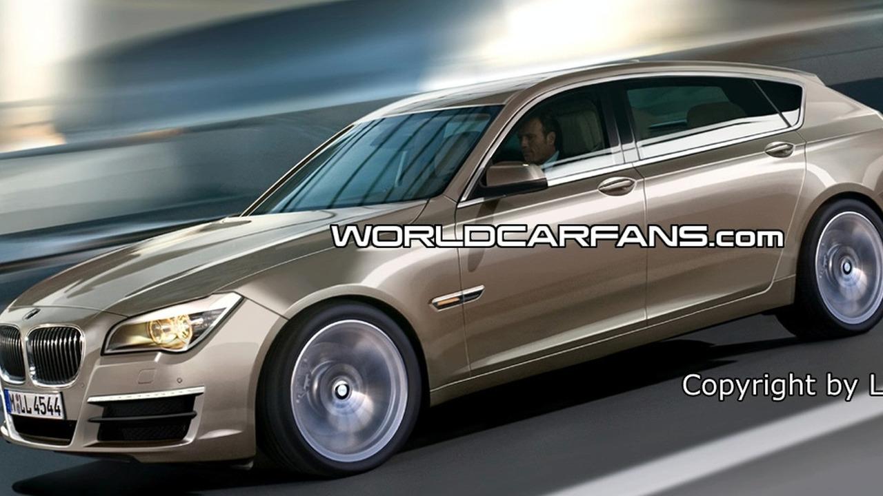 BMW 5-Series PAS Artists Rendering
